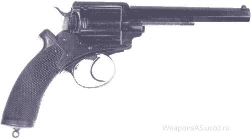 Револьвер Adams 1867