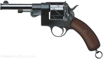 Револьвер Mauser M 1878 No. 1