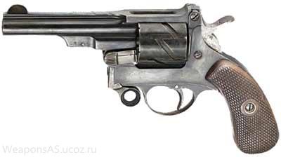 Револьвер Mauser M 1878 No. 2